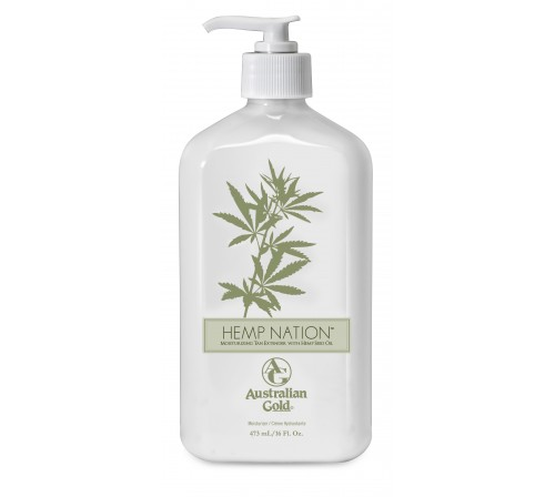Hemp Nation Original Body Lotion 473ml