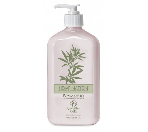 Hemp Nation Pomaberry Bodylotion