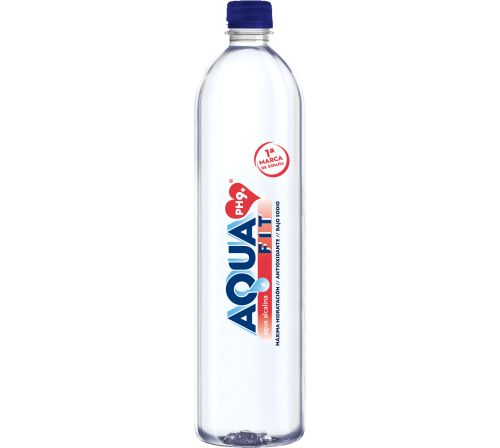 Aqua Fit PH9+ 1 litro (pack 6 u.)