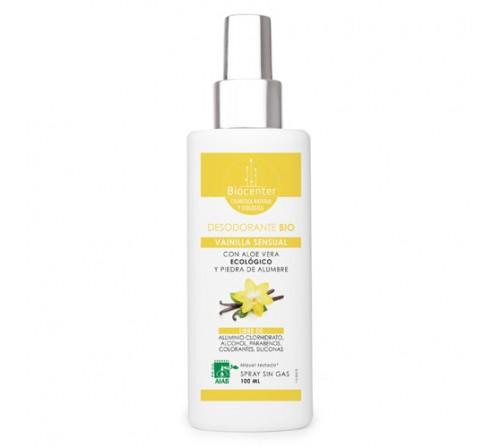 Desodorante Bio Spray - Vainilla Sensual 100ml
