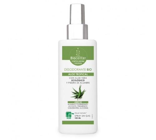 Desodorante Bio Spray 100ml - Aloe Tropical