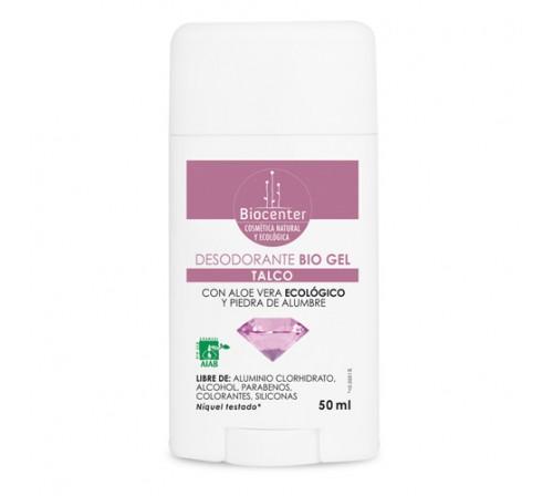 Desodorante Bio Gel 50ml - Talco